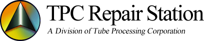 TPC Repair Station logo